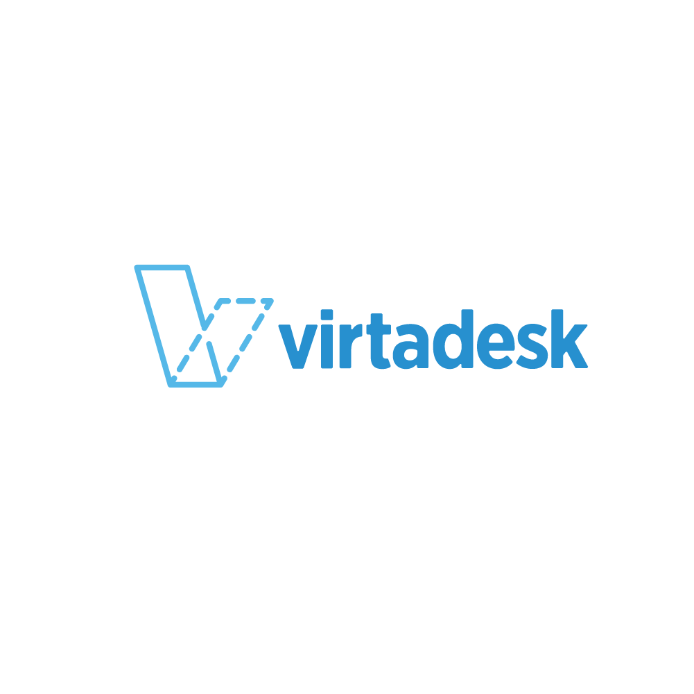VirtaDesk logo for Stepping Forward Technology, IT support Colorado Springs